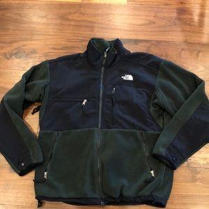 Classic North Face Denali fleece jacket